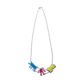 Keith Haring - KEITH HARING NECKLACE
