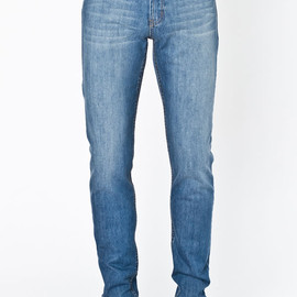 CHEAP MONDAY - HIGH SLIM|Blue Trush