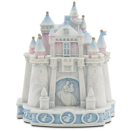 Disney - Sleeping Beauty Castle Treasure Box