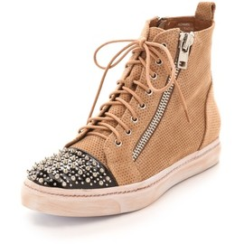 JEFFREY CAMPBELL - Jeffrey Campbell Adams Studded Sneakers
