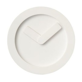 IDEA - TAKUMI ICON CLOCK TKM40-W ホワイト IDEA 2500046