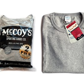 Real McCoy - Real McCoy Tees 2 Pack