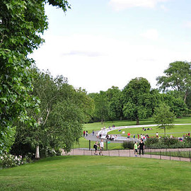 United Kingdom of London - Hyde Park