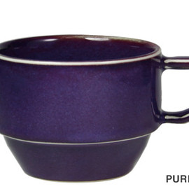 HASAMI - BLOCKMUG PURPLE