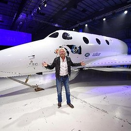 Virgin Galactic - Unity
