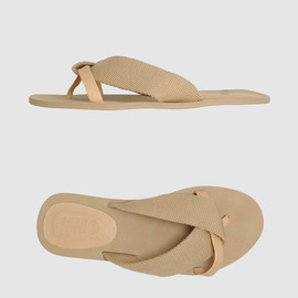Ankle-Strap Wedge Sandal