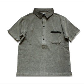 PEEL&LIFT - Towelling Polo/Gray