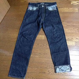 Stussy - stussy denim pants