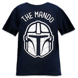 Disney - The Mandalorian ''The Mando'' T-Shirt for Men – Star Wars: The Mandalorian