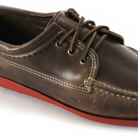 Quoddy - Brown Blucher