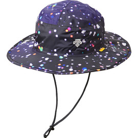 TOWER RECORDS × DESCENTE DUALIS - TOWER RECORDS × DESCENTE DUALIS RAINBOW STAR HAT