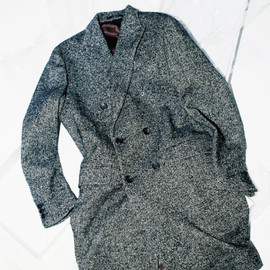 URBAN RESEARCH - Double Chester Coat