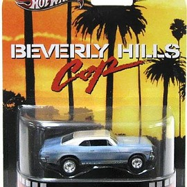 Mattel - Hot Wheels: Retro Entertainment Series: Beverly Hills Cop '68 Chevy Nova