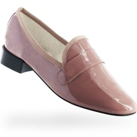 Repetto - Loafer Michael Marmot taupe Patent leather