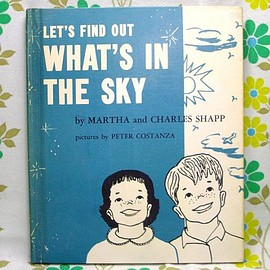 LET' FIND OUT WHAT'S IN THE SKY