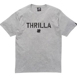 UNDEFEATED - THRILLA Tee - Grey