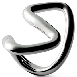 CHRISTA RENIERS - silver tangle ring