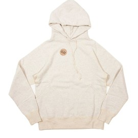 ENDS and MEANS - Pullover Hoodie / Oatmeal
