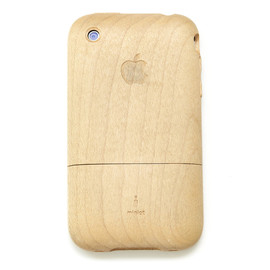miniot - Wooden iPhone3GS Case