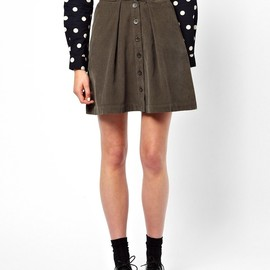 Chinti and Parker - Baby Cord Skirt