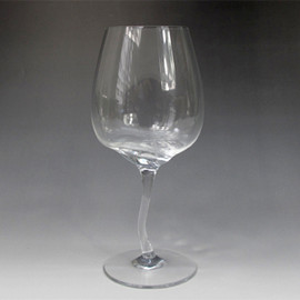WILLIAM WARREN - DRUNK WINE GLASS