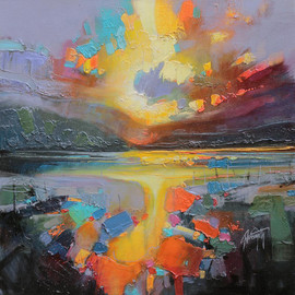 Scott Naismith - CMY Loch Light