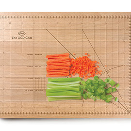 The OCD Chef - CUTTING BOARD