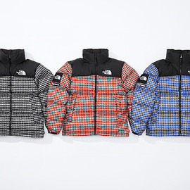 Supreme, THE NORTH FACE - Nuptse Jacket