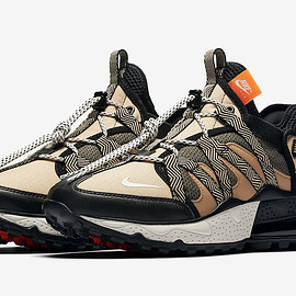 NIKE - Air Max 270 Bowfin - Black/Phantom/Desert/Cone
