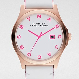MARC BY MARC JACOBS - pink & white
