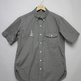 MOUNTAIN RESEARCH - B.D. S/S 2013 GRAY