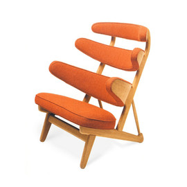 Poul Volther - Pyramid Chair