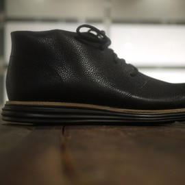Cole Haan, fragment design - Lunargrand Chukka - Fragment's Friends & Family Edition