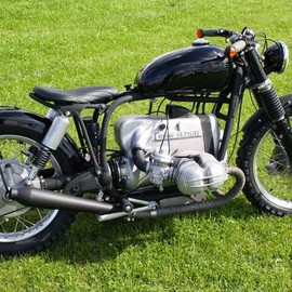 BMW - R75/6 Great Escape
