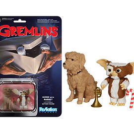FUNKO - ReAction: Gremlins - Gizmo with Barney
