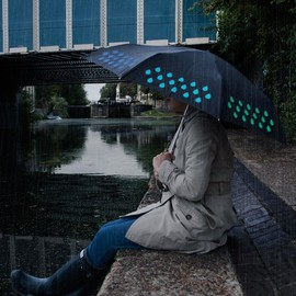 Suck UK - Colour Changing Umbrella