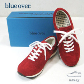 BLUE OVER - Mikey (Wine Red)