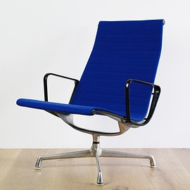 Vitra - Aluminum Group Lounge Chair by Charles & Ray Eames