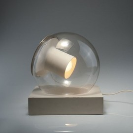 Joe Colombo - Joe Colombo - 'Aton' table light