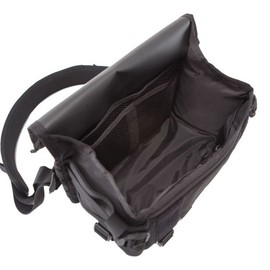 Topo Designs - Field Bag - Ballistic Black