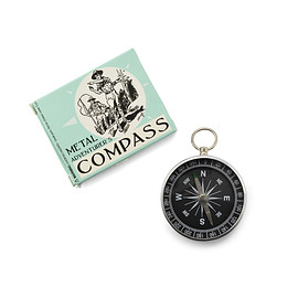 HOUSE OF MABLES - METAL ADVENTURE'S COMPASS