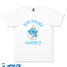 "SMURF - ""Go For It"" T-Shirts"