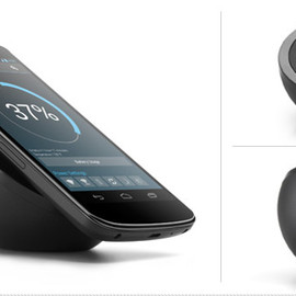 LG - Nexus 4 wireless charging orb
