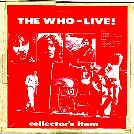 The Who - Live! Collecto's Item
