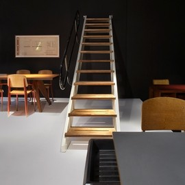 Le Corbusier - Stairs, ca 1960