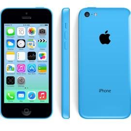 Apple - iPhone 5c 16GB (Blue)