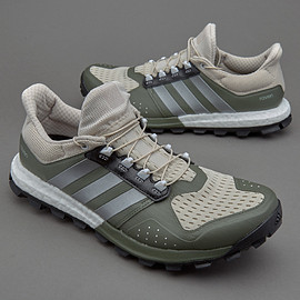 adidas - Raven Boost - Clear Brown/Iron Met./Base Green S15