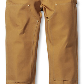 Carhartt - Duck Double Front Logger Pant