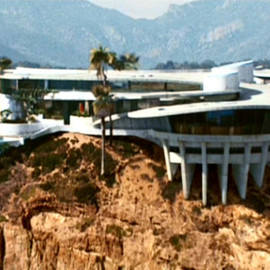 IronMan - Ironman's house, Los Angeles, USA
