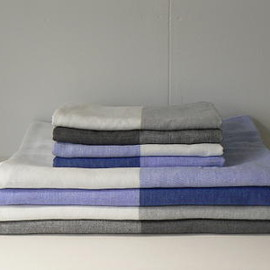 NEUTRAL STORE - chambray towel